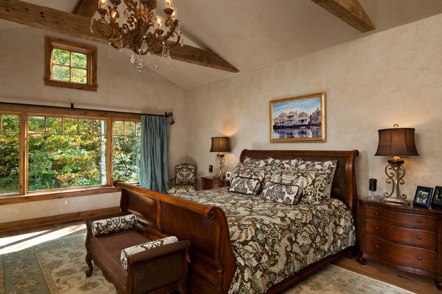 2012 Showcase of Homes - Sandhill Road traditional-bedroom