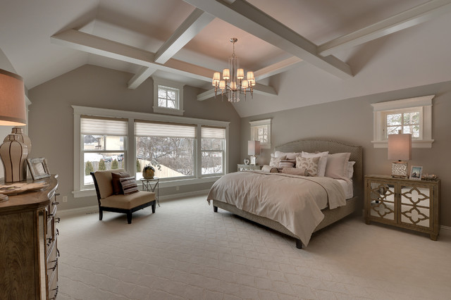 2013 Parade Of Homes Dream Home Edina MN Traditional Bedroom