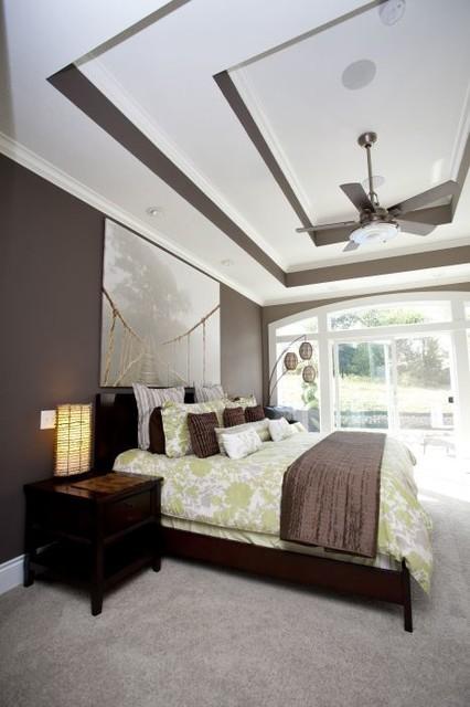 2013 Peoples Choice Parade Home Winner Modern Bedroom