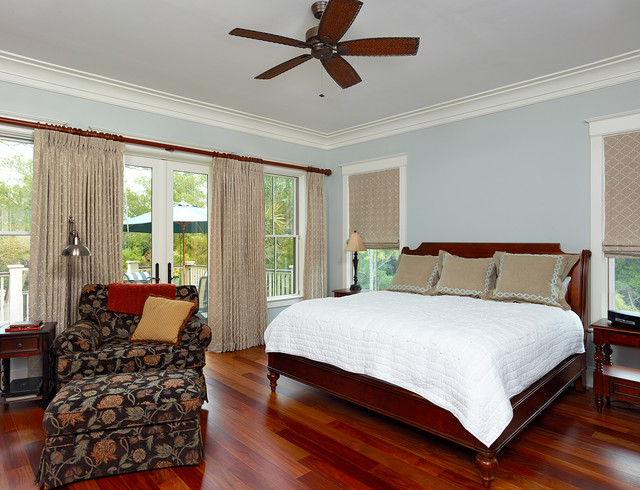 2013 Prism Award Finalist - North Creek Residence traditional-bedroom