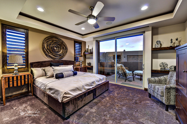 2013 Richardson Parade Home contemporary-bedroom