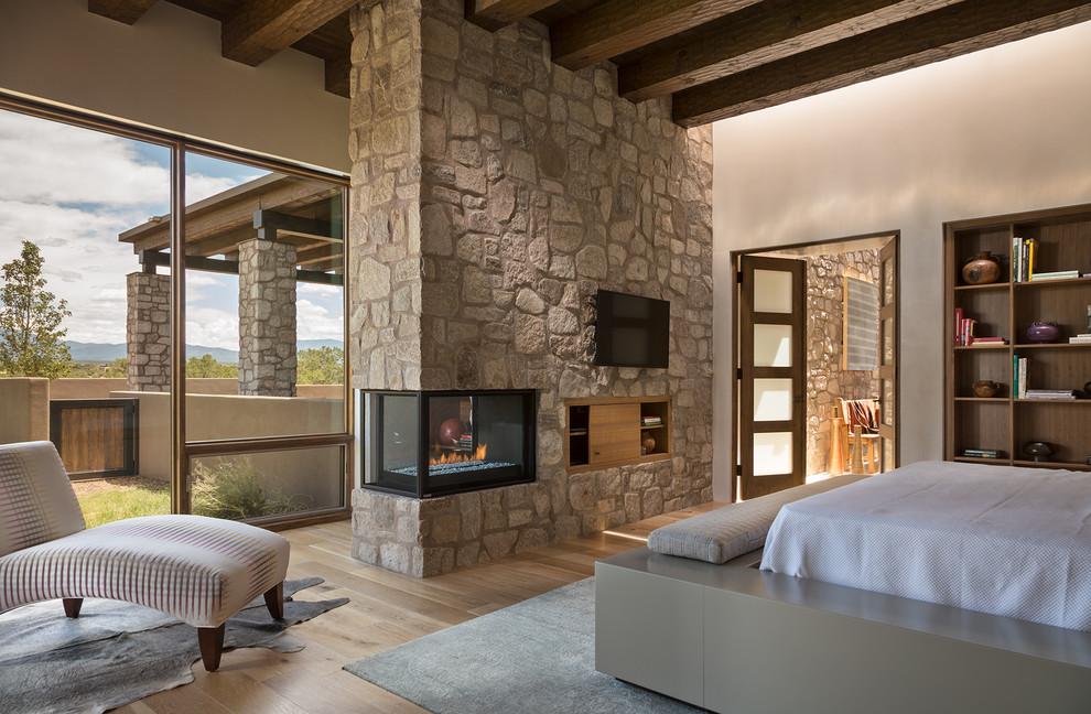 2017 Parade Of Homes Grand Hacienda Award Winner Contemporary Bedroom Albuquerque By Annie O Carroll Interior Design