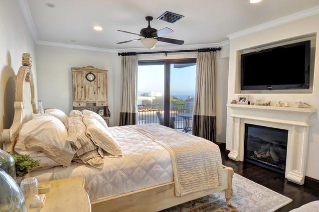 207 Homer Street mediterranean-bedroom