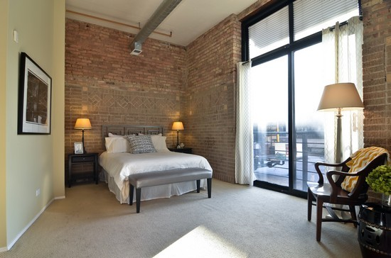 2300 Wabansia - Contemporary - Bedroom - Chicago - by ... on Clare View Beige Outdoor Living Room id=55037