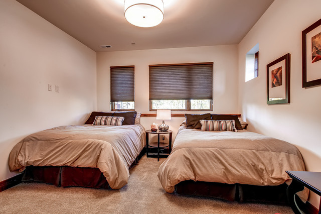 235 High Park Court contemporary bedroom