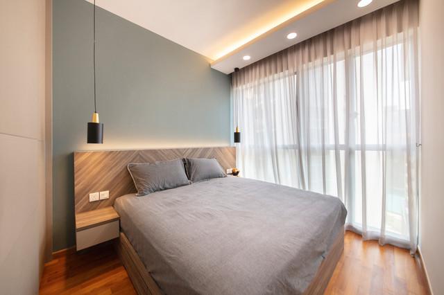 25 Mount Sophia scandinavian-bedroom