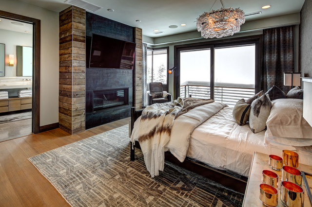 28 Park City Utah Contemporary Bedroom Salt Lake