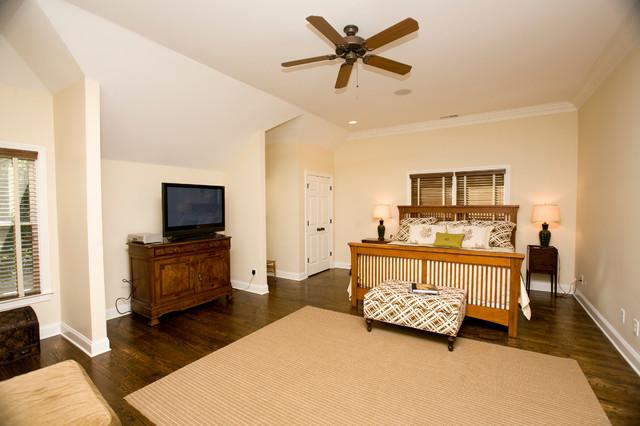 construction craftsman style home westside atlanta craftsman bedroom