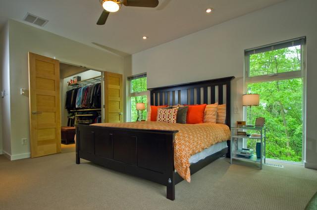 3,500 Sq. Ft. Custom Home traditional-bedroom