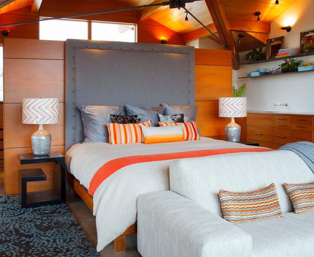 3 Creek contemporary-bedroom