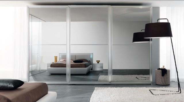 3 sliding doors bedroom modern closet spar diva 5 778