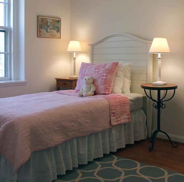 39th St, Washington DC traditional-bedroom