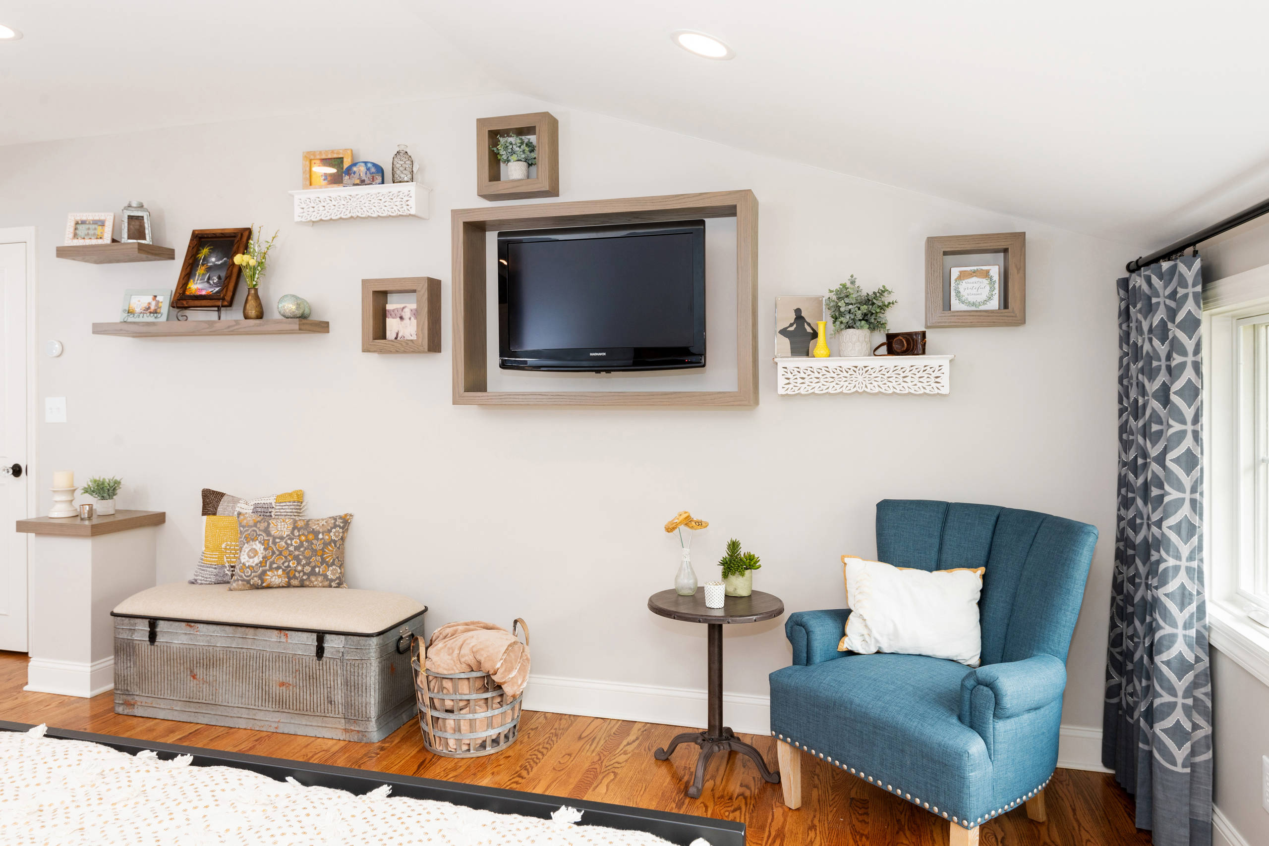 3rd Floor Reconfig Gains Master Suite and More