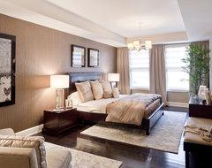 40 Park contemporary-bedroom