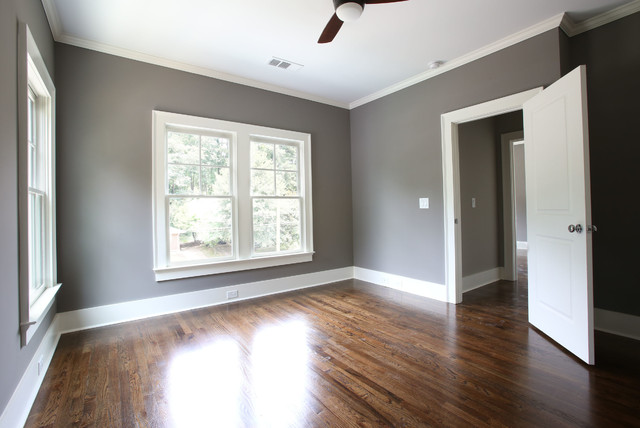 Inspiration For A Country Bedroom Remodel In Atlanta