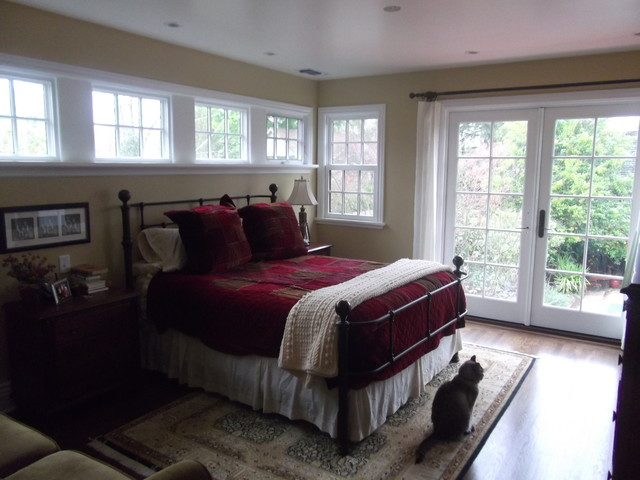 4th Avenue Project traditional-bedroom