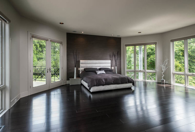 50 Shades Of Gray Contemporary Bedroom Louisville By Wolford Building Remodeling