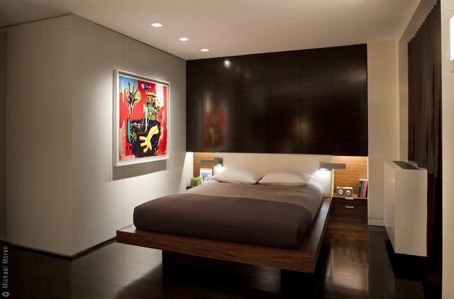 57th Street Residence modern-bedroom