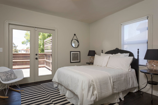 59th Street traditional-bedroom