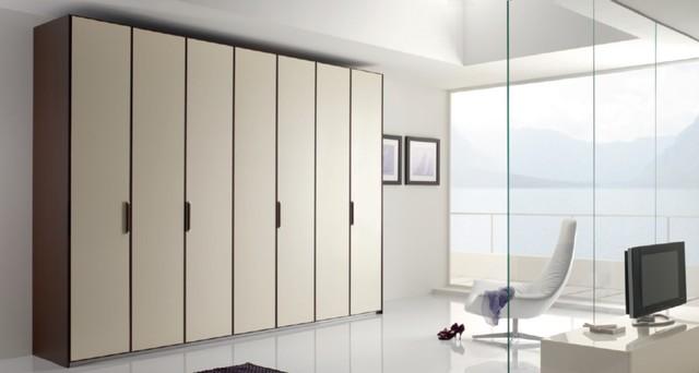 7 Doors Modern Bedroom Closet Spar Binea - $3,899.00 ...