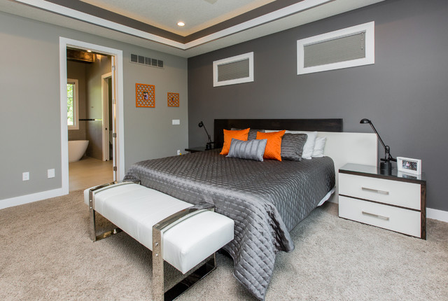 80 Fox Landing Contemporary Bedroom