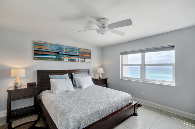 808 West Regency Towers Pensacola Beach Florida Transitional Bedroom Other Metro By