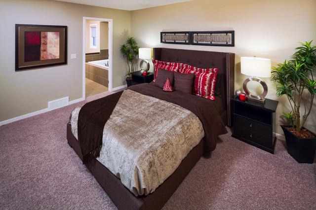 827 New Brighton Drive contemporary-bedroom
