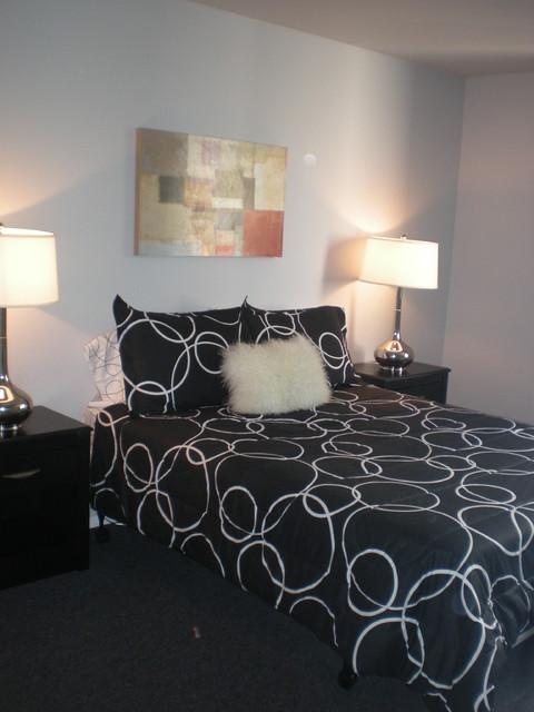 8400 De Longpre Unit 403 West Hollywood CA contemporary-bedroom