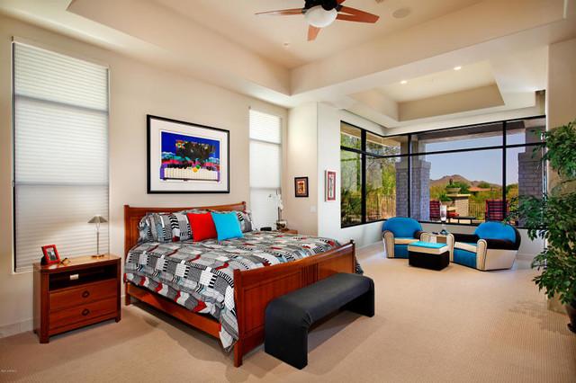 9290 E Thompson Peak Parkway #481 traditional-bedroom