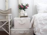 L'ordine Non Si Crea da Solo: 10 Idee per Salvare Almeno le Apparenze (14 photos) - image shabby-chic-style-camera-da-letto on http://www.designedoo.it