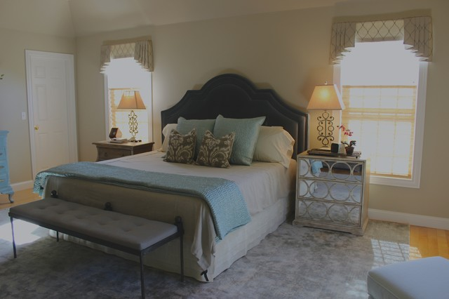 A Bedroom To Dream In Transitional Bedroom Boston