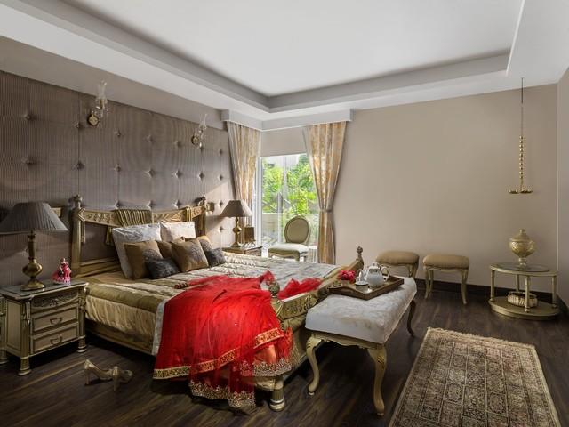 A Flat In Noida, Photoshoot for Studio H - Indisch - Schlafzimmer ...