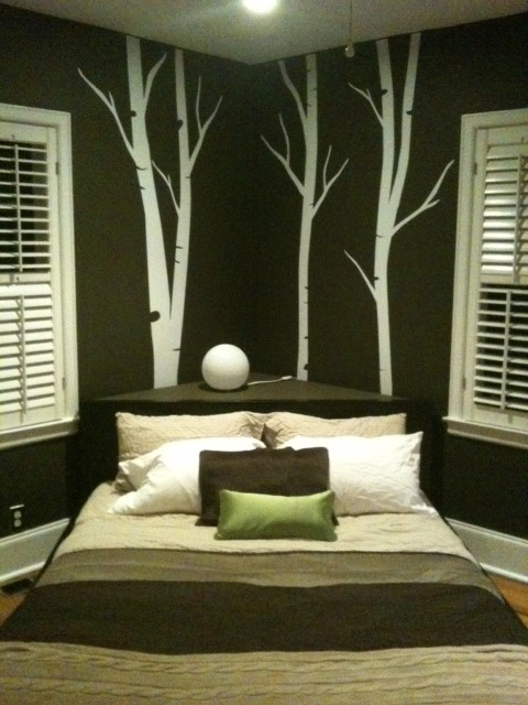 Corner Headboard Queen Home Ideas