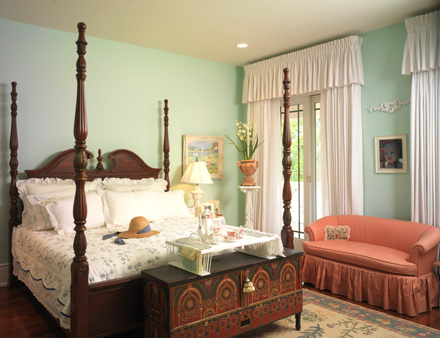 A Key West Style Horse Property Traditional Bedroom Other By Sunflowe