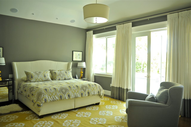 A master retreat contemporary bedroom miami by b Master bedroom retreat design ideas