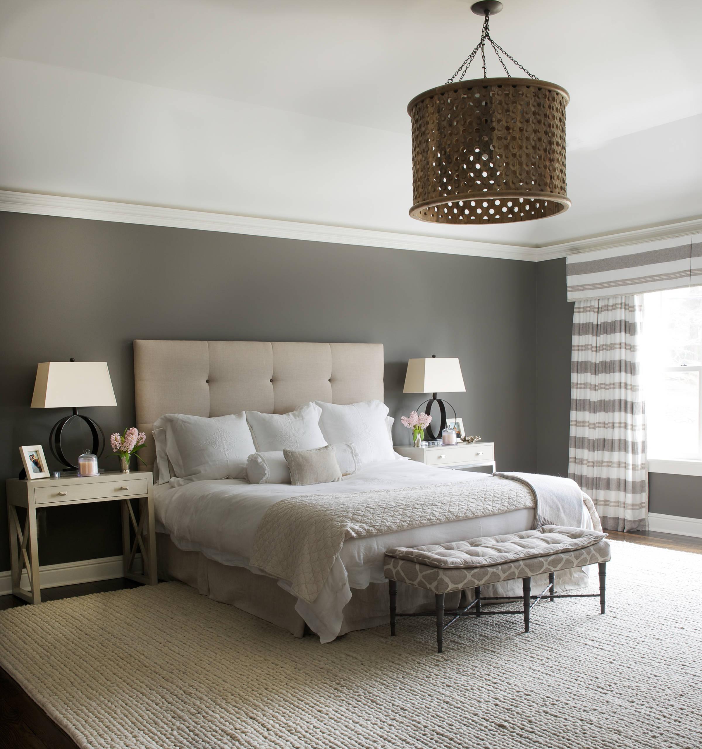 75 Beautiful Transitional Dark Wood Floor Bedroom Pictures Ideas February 2021 Houzz