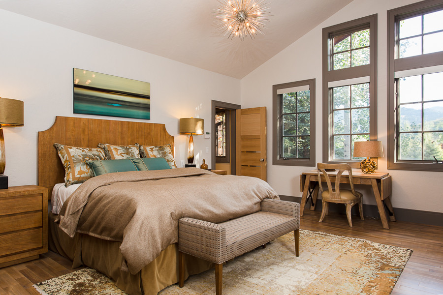 A Remodel to Inspire: the Unexpected Mountain 'Mod' Makeover