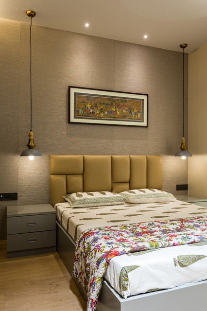 What Is The Best Colour Combination For Small Bedrooms