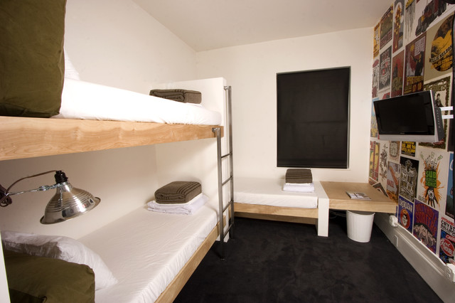 Ace Hotel Portland eclectic-bedroom