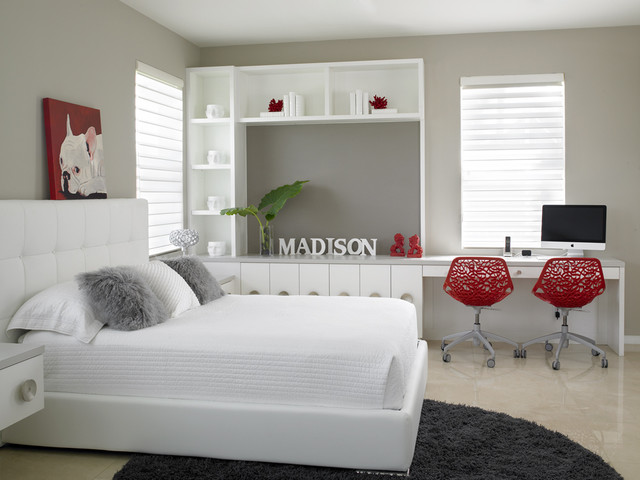 Adams contemporary bedroom