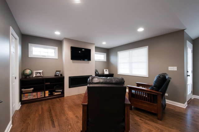 Addition and Master Remodel-- Palatine, Il contemporary-bedroom