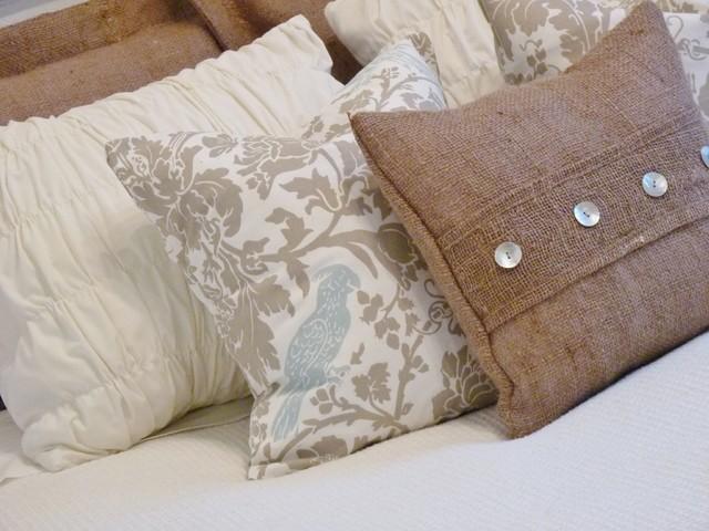 Adventures in Burlap traditional-bedroom
