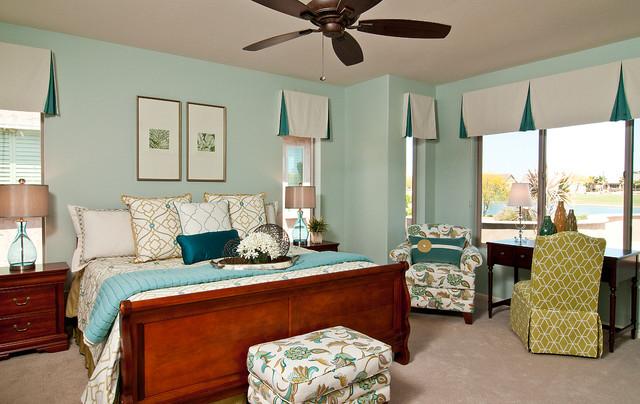Goodyear, AZ Residence traditional-bedroom
