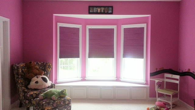 After-cordless Cellular Shades contemporary-bedroom