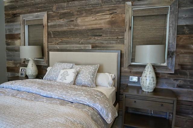 Farmhouse Full Service Design Firm Master Bedroom