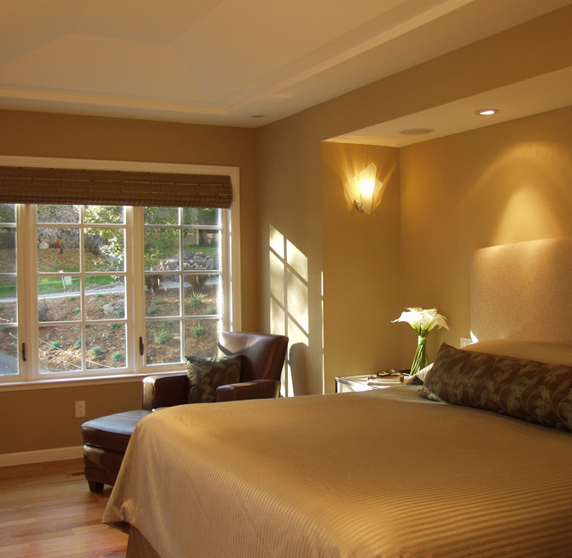 Alamo Master Bedroom Suite Contemporary Bedroom San Francisco By Trad