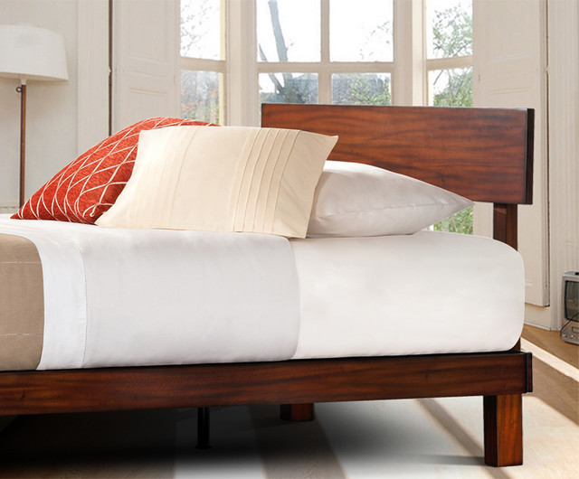 alana platform bed modern bedroom other by charles p rogers beds mattresses. Black Bedroom Furniture Sets. Home Design Ideas