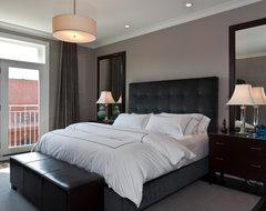 Aldine Avenue contemporary-bedroom