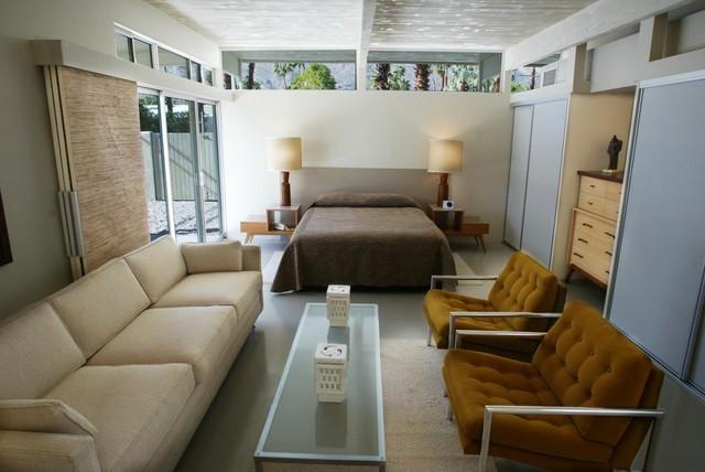 Alexander Twin Palms modern-bedroom