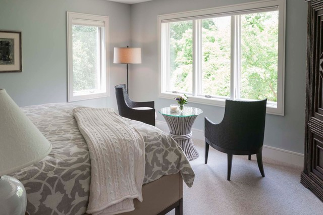 Alexandria Virginia Whole House Design Transitional Bedroom Dc Metro By Spi Design